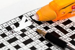 Different Types of Crossword Puzzles