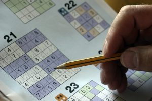 Different Types and Variants of Sudoku