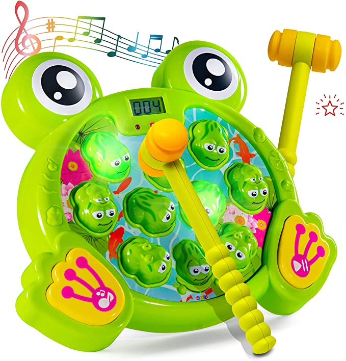 Play22 Whack A Frog Game