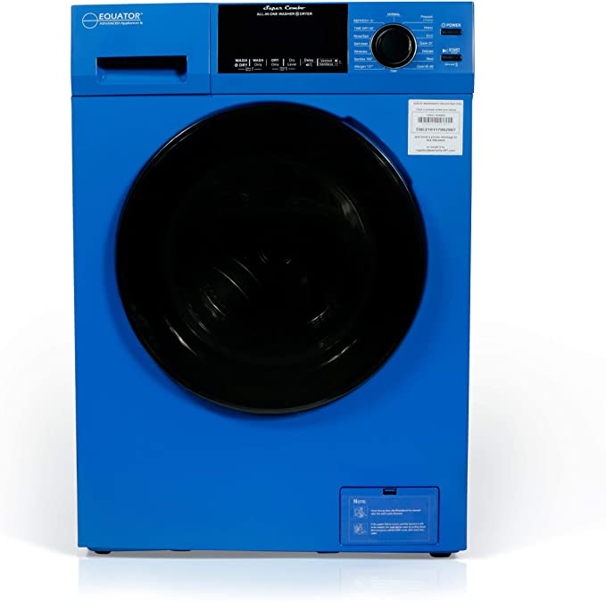 Equator 18 lbs Combination Washer Dryer - Sanitize