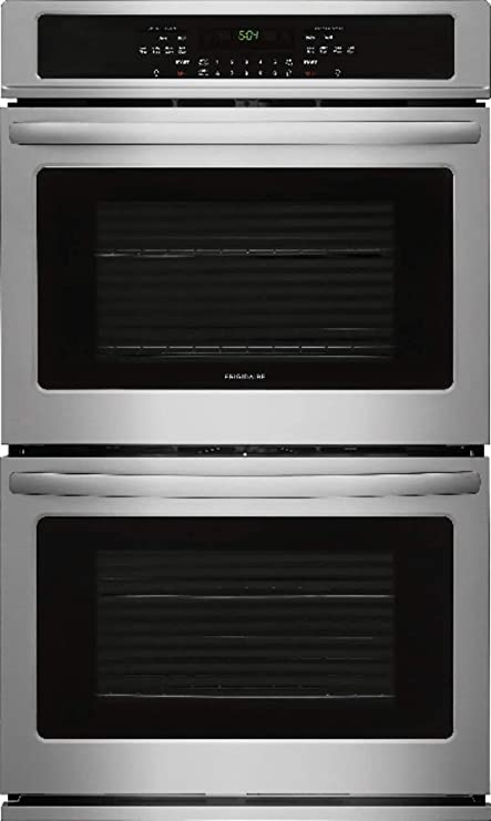 Frigidaire FFET2726TS 27 Inch 7.6 cu. ft. Total Capacity Electric Double Wall Oven with 2 Oven Racks