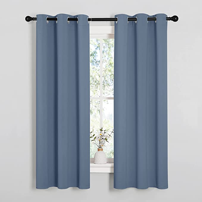 NICETOWN Kitchen Curtains Blackout Curtains & Drapes